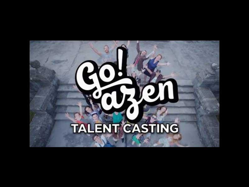 Actores 16 a 22 años para la Serie 'Go!azen' ETB
