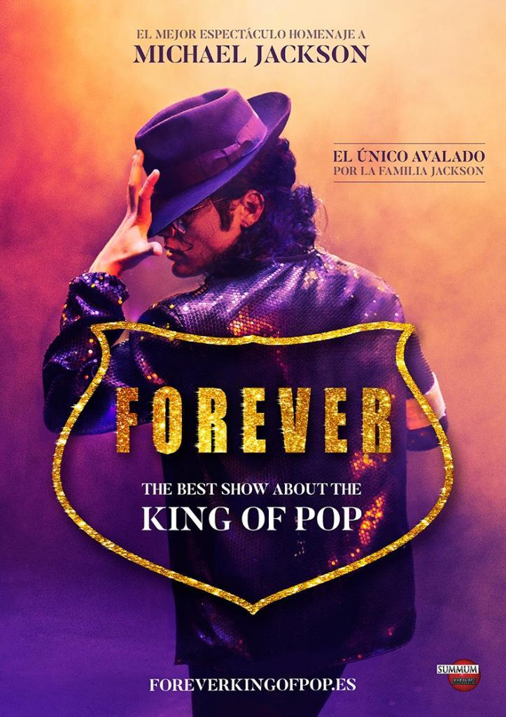 FOREVER The best show about the King of Pop busca CANTANTES Y BAILARINES