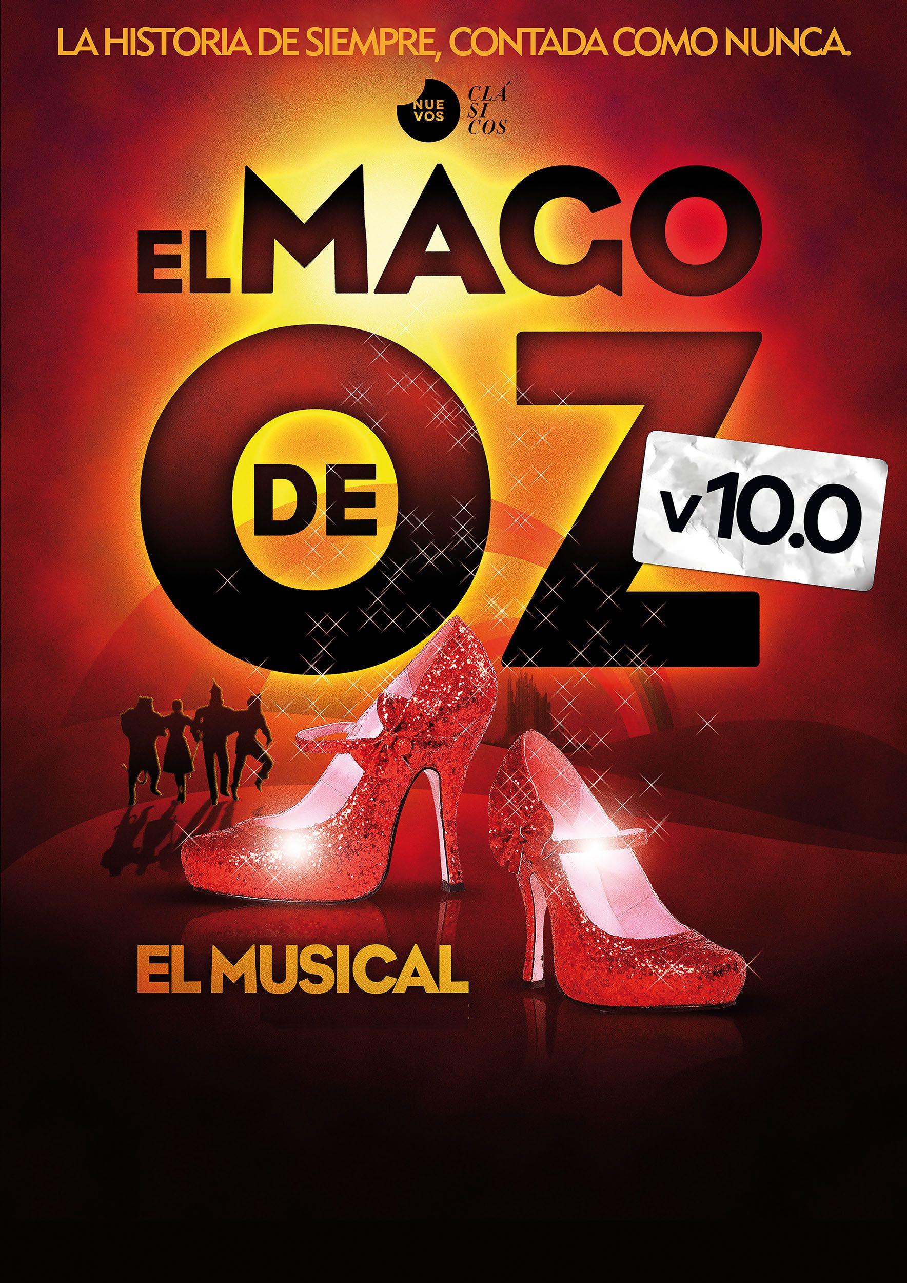 URGENTE! Se buscan actores para Musical «El Mago de Oz», incorporación inmediata, en Madrid