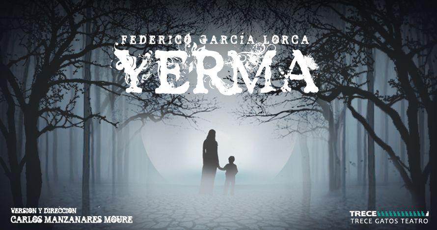 Actrices de 20 a 45 años para sustitución en YERMA. TEATRO AFICIONADO MADRID