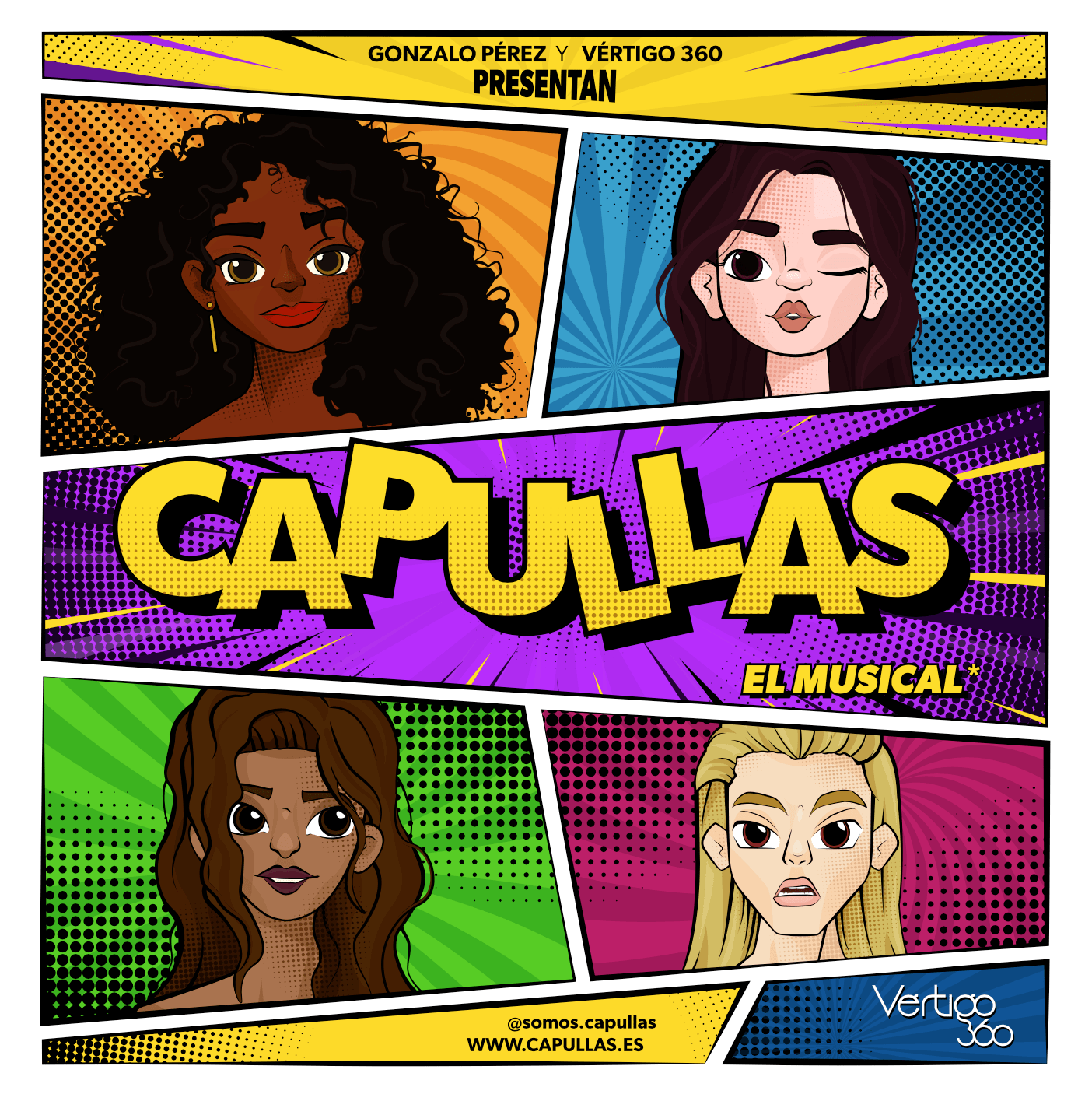Chicas de 25 a 35 años y Pianistas para «Capullas el Musical» en Madrid