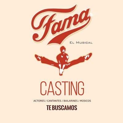 Audiciones Actores, cantantes, músicos y bailarines para el Musical «FAMA»