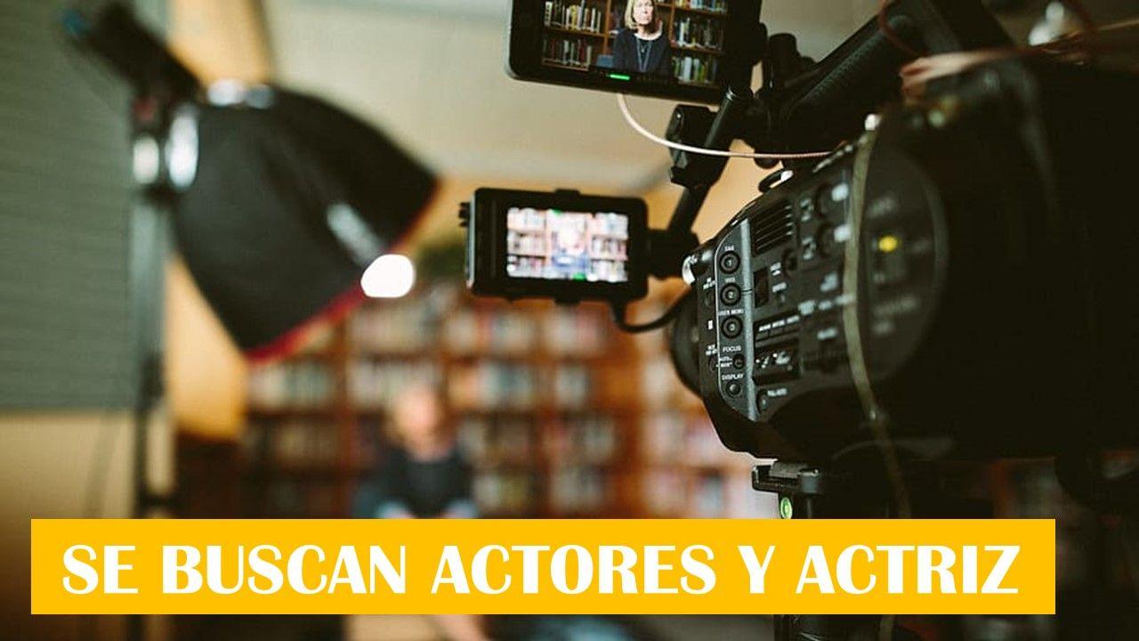 Actores y actriz 18 a 65 años para Cortometraje «Ola de calor» de cara a presentarlo al Notodofilmfest en Madrid